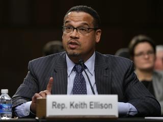Rep. Ellison running for DNC chair