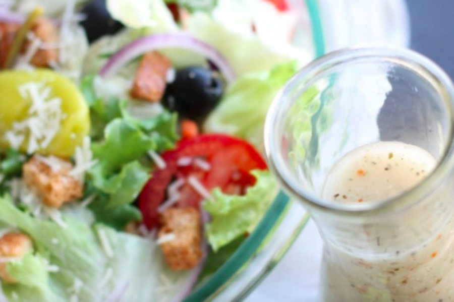 This is the perfect copycat Olive Garden salad dressing recipe ...