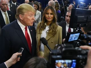 Trump wants 'cordial' relationship with media