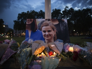 'Terrorist' convicted in Jo Cox murder