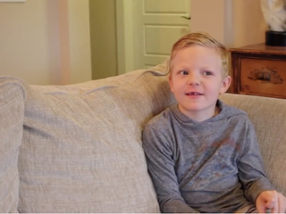 Video: Mom asks kids Elf on the Shelf questions