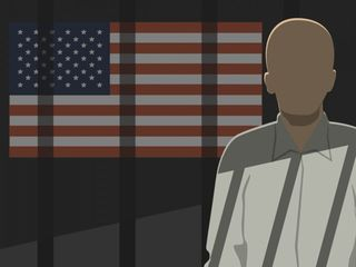 US incarcerated population lowest in a decade