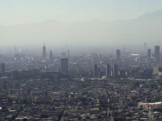 Mexico City car restrictions not working