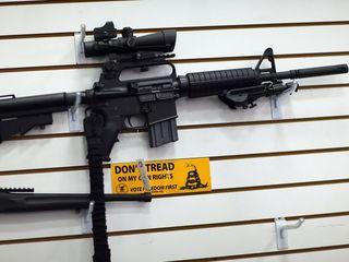 Court upholds Maryland's ban on assault weapons