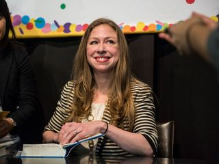 Chelsea Clinton to release children's book