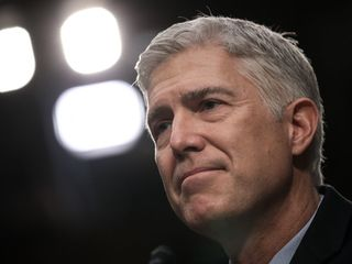 Judiciary committee approves Gorsuch for SCOTUS