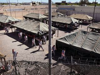 Arizona's 'Tent City' outdoor jail will close