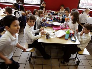 New Mexico bans 'lunch shaming'