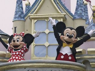 Disney files patent for huggable robot