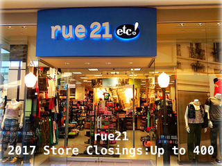 Rue21 axing 12 locations in New York State
