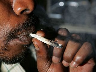 Support for legal recreational pot seems to rise