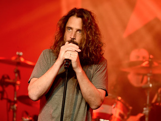 Chris Cornell's funeral today