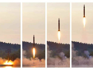 Missile strike on NKorea an unlikely response