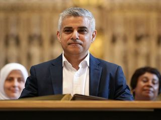 London's mayor wants to cancel Trump's UK visit