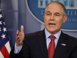 EPA head overstates the number of U.S. coal jobs
