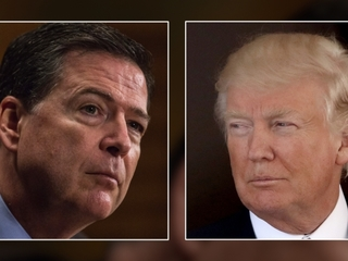 Comey says Trump asked to let go of Flynn probe