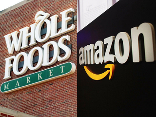 Amazon buying Whole Foods Market