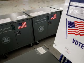 NY will give some voter data to White House