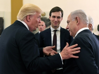 Jared Kushner in Israel to re-engage peace talks
