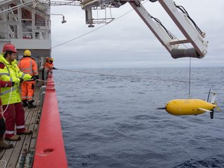 Boaty McBoatface returns from first mission