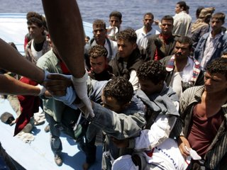 EU gives Italy $39 million to help with migrants