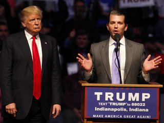 White House, Congress react to Trump Jr. emails