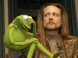 Kermit the Frog has a new voice actor