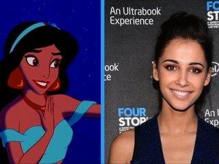 Disney criticized for Princess Jasmine casting