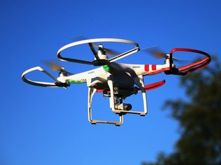 NASA agrees to boost drone research