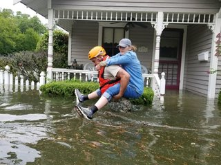 Some of the ways you can help Harvey victims