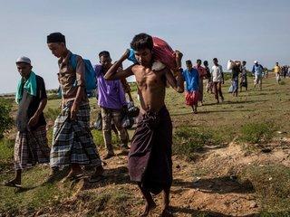 Violence halts UN's Myanmar food aid program