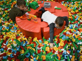Lego sales drop after years of growth