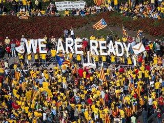 Spain's Catalonia region closes in on secession