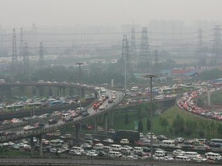 China might ban gas, diesel vehicles