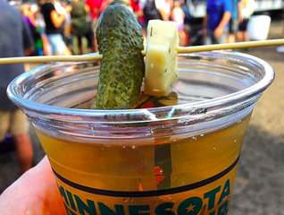 Brewery debuts dill pickle beer