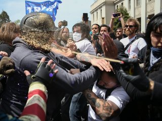 New pepper spray policy for Berkeley police