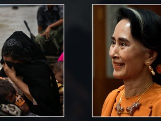 Myanmar leadership mostly silent about Rohingya