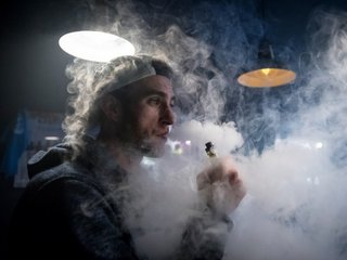 E-cigs probably not gateway to tobacco addiction