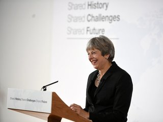 Theresa May offers details on Brexit