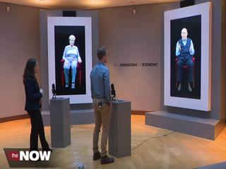 Tech helps preserve Holocaust survivors' stories
