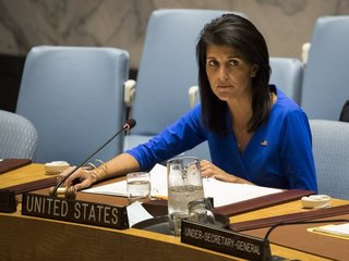 Ambassador Nikki Haley violated law with retweet