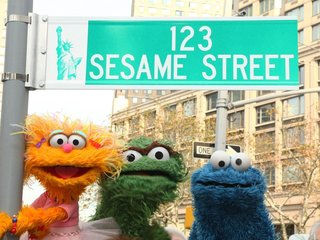 'Sesame Street' to help kids cope with trauma