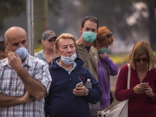 Calif. wildfires spur air quality concerns