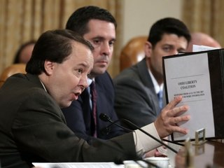 Republican representative leaves Washington