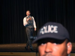 Ohio State sued for refusing Richard Spencer