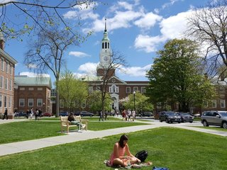 Dartmouth faculty face allegations of misconduct