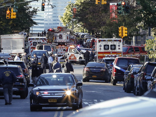 New Yorkers defiant after truck attack