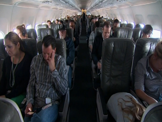 Facing fear of flying by debunking concerns