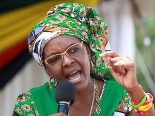 Zimbabwe's VP fired after first lady's criticism