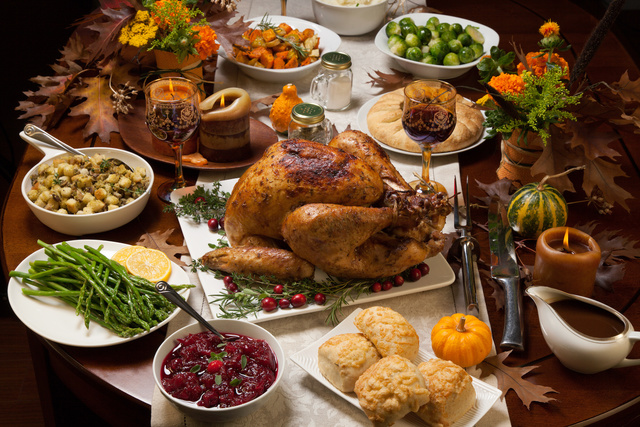 There's a turkey hotline to answer all your cooking questions